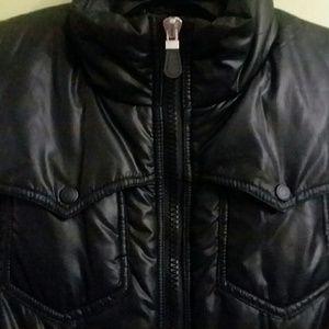 Other - Franky Max Men's Black Puffer Vest Sz 2XL